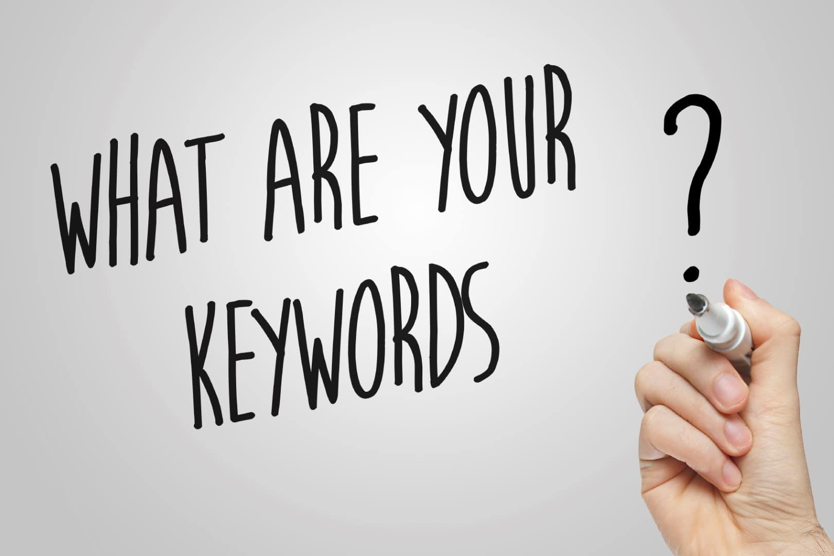 Target The Right Keywords