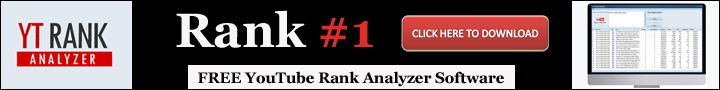 youtube ranking software